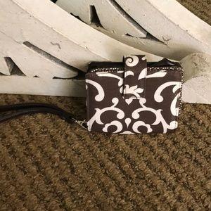 Thirty-one wallet wristlet